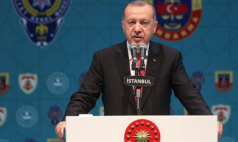 Erdoğandan TÜSİAD'a Bunu bu şekilde söylemek istemezdim