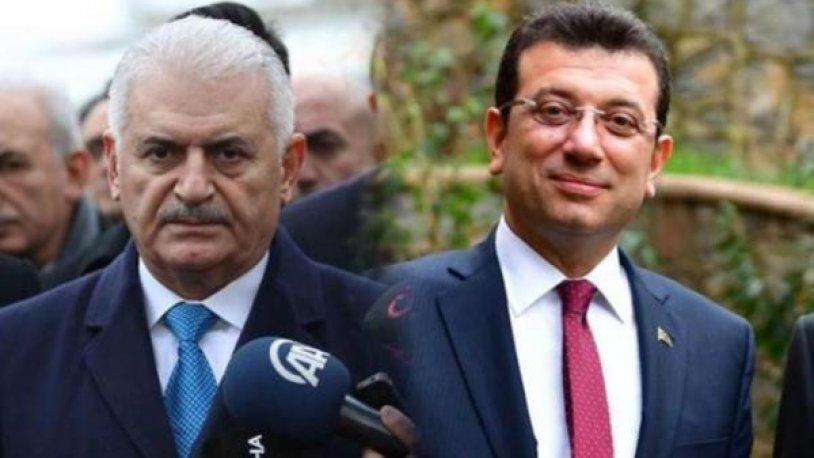 """AK Partiden'den flaş """"Ekrem İmamoğlu"""" hamlesi!"""