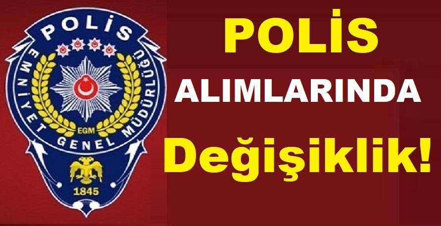 Polis Alımında KPSS Şartı Düşecek; Bakan Soylu Açıkladı