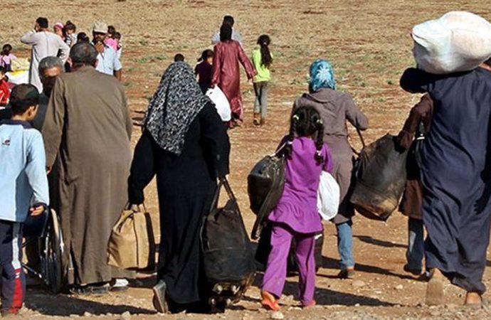 Birleşmiş Milletler duyurdu… 'Türkiye sınırına 2 milyon kadar sığınmacı gelebilir'
