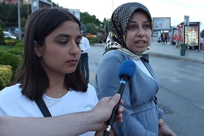 'AK Parti sayesinde Türban takmadım ben, müslümanlığımızı kullanıyorlar'