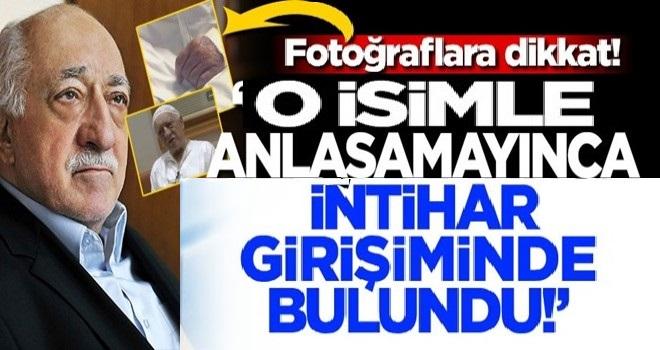 'Fetullah Gülen intihar girişiminde bulundu' iddiası! Gülen'in bu fotoğrafını paylaştı