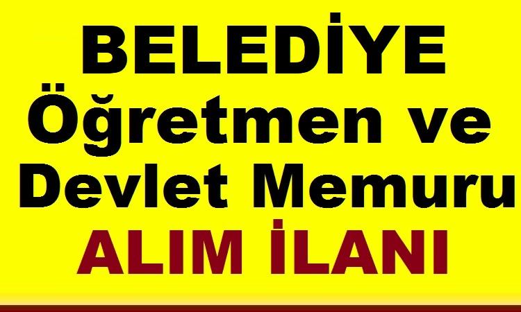 İstanbul Sarıyer Belediyesi çok sayıda öğretmen alımı yapıyor