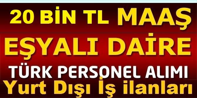 İspanya Madrid 20 Bin TL Maaşla Türk Sözleşmeli Sekreter Alınıyor