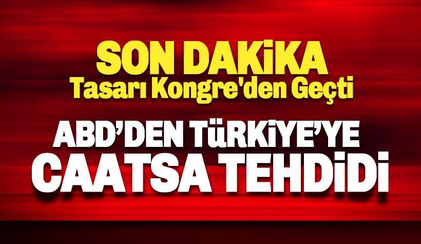 ABD'den Türkiye'yi açık tehdit