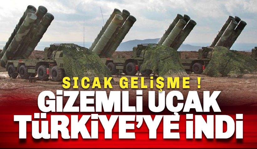 Rus S-400 Heyeti Türkiye'ye geldi