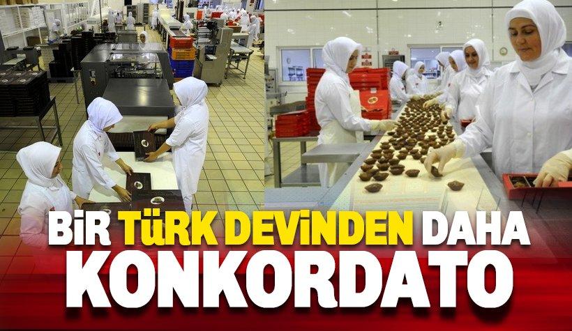 Türkiye'nin en köklü şekerleme firması Kafkas konkordato dedi