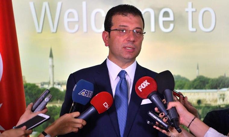 İmamoğlu'ndan 'istifa' açıklaması: Değişime karşı direnç var