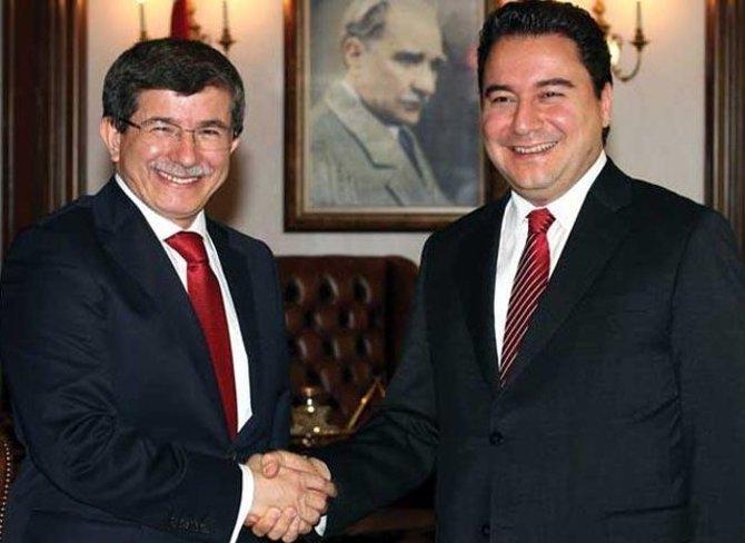 Ali Babacan ve Ahmet Davutoğlu'nun partileri için ilk anket: İşte oy oranları