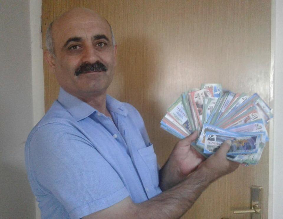 İzmir Milli Piyangocular Odası Başkanı: Piyango çıkmayan biletlerinizi atmayın