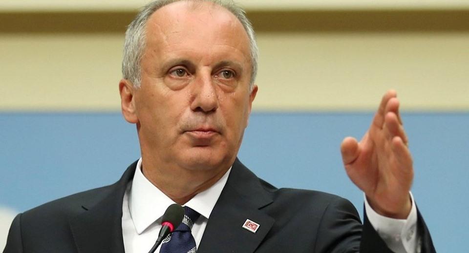 Muharrem İnce'den Türk-İş Başkanı Atalay'a istifa çağrısı: Koltukta bir gün dahi oturmamalı