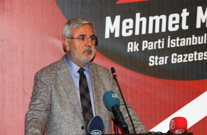 Mehmet Metiner'in 'AK Parti ömrünü doldurdu' sözlerine AKP'den yanıt