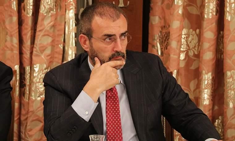 AKP Genel Başkan Yardımcısı Ünal, kayyım atamalarına tepki gösteren Gül ve Davutoğlu'un hedef aldı