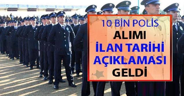25. Dönem POMEM 10 Bin Polis Alımı İlan Tarihi Açıklaması