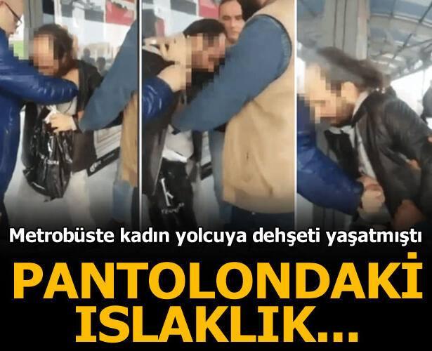 Metrobüsteki cinsel saldırı zanlısı ile ilgili mahkeme kararını verdi!