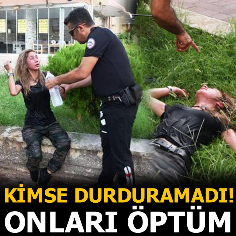Polisin 'dur' ihtarına uymayarak kaçmaya başladı! Yakayı ele verince de...