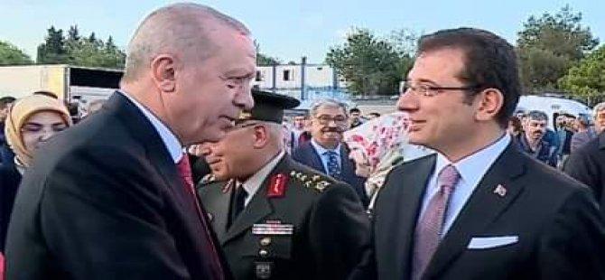 Ve İmamoğlu Erdoğanı geçti