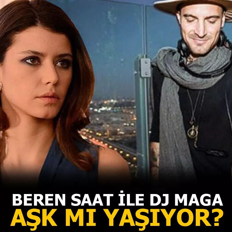 Kenan Doğulu ile boşanacakları konuşulan oyuncu Beren Saat ile ilgili flaş iddia