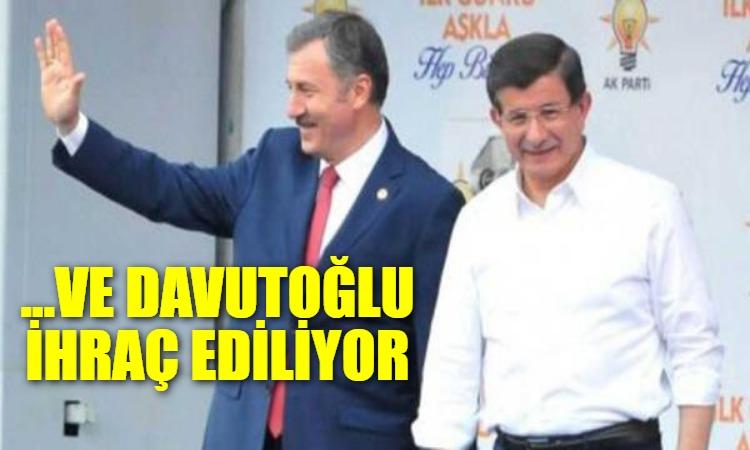 Başbakan Ahmet Davutoğlu, kesin ihraç istemiyle Merkez Disiplin Kurulu'na sevkine karar verildi.
