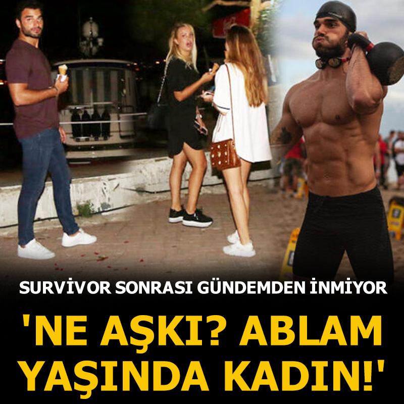 Oktay Derelioğlu'nun eski eşi Sezer Çakır'la görüntülenmesinin ardından çıkan aşk dedikodularına yanıt verdi...