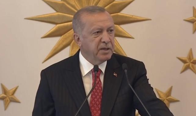 Erdoğan: Ülkemizin Suriye kaynaklı yeni bir göç dalgasını göğüslemesi artık mümkün değildir