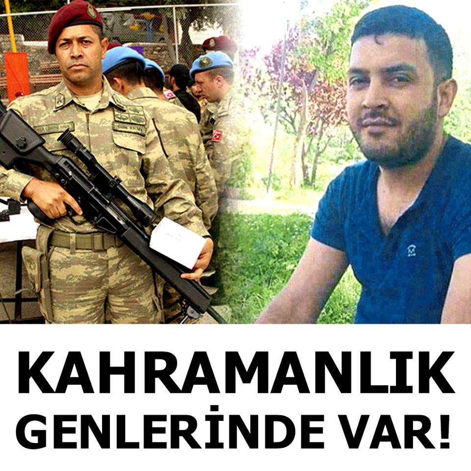 Halil Halisdemir, denizde boğulmak üzere olan bir genci kurtarmaya çalışırken hayatını kaybetti