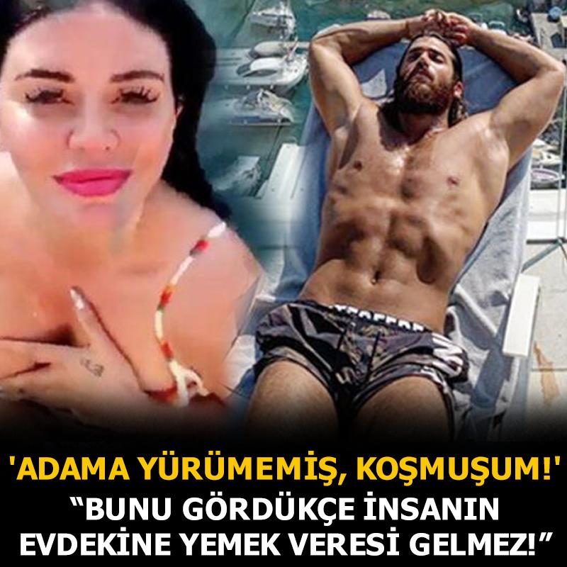 Ebru Polat'ın yorumu, bir anda magazin gündemine gelmiş, sosyal medyada da olay yaratmıştı!