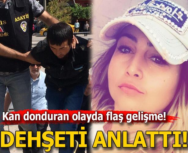 Eskişehir'de, dün evinde ölü bulunan İrem Ayrancı cinayetinin detayları ortaya çıktı.