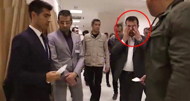 Neslican Tay Yarın Rize'de Gömülecek! İmamoğlu Taziye ziyaretinde Gözyaşlarına Boğuldu!