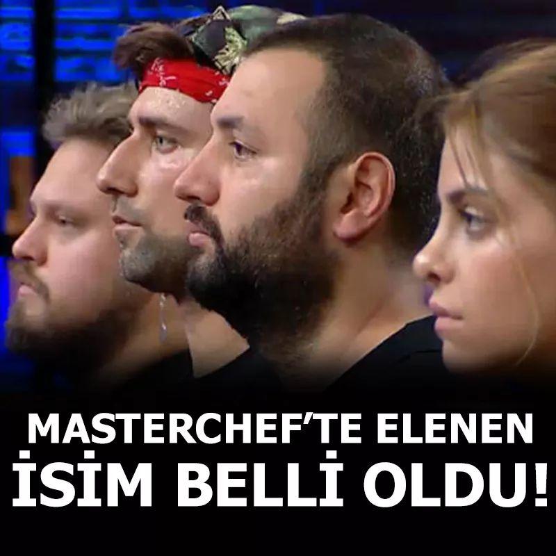 MasterChef Türkiye'de sürpriz ayrılık