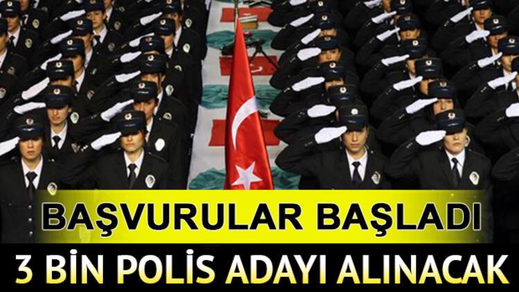 Polis Akademisi'nden 3 Bin Polis Alımı Açıklaması