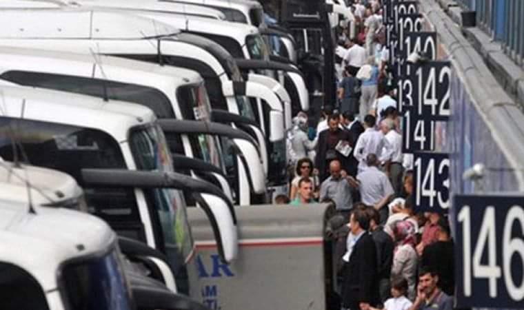 Şehirlerarası otobüs firmalarına zam şoku! Yüzde 1000'e varan artış