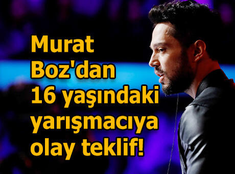 Zonguldaklı yarışmacıya öyle bir teklif yaptı ki, genç yarışmacı ne diyeceğini bilemedi