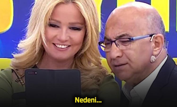 Arif Verimli, Müge Anlı'nın programına ilk kez çıkamadı