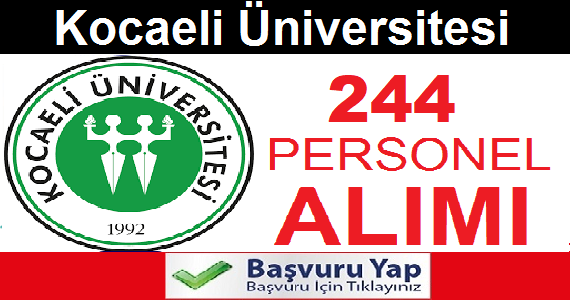 4/B Sözleşmeli 254 Personel Alınıyor