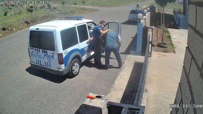 Öğretmen Polis Kavgası!
