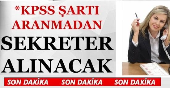 Edirne'de Belediye bünyesinde personel alımı yapılacağı açıklanmıştır.
