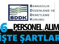 BDDK Meslek Personeli Giriş Sınavı 2020