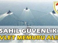 Jandarma ve Sahil Güvenlik Akademisi DevletMemuru Alım ilanı