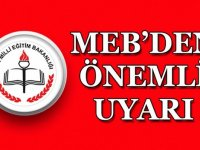MEB'den Çok Önemli Atama Duyurusu