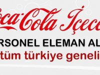 Coca Cola 9 farklı pozisyonda yüzlerce personel alımı yapacak