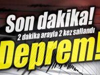 Çanakkale'den Sonra Ege Denizi'nde Deprem Korkuttu!