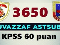Jandarma Genel Komutanlığı 3550 Astsubay Alımı Yapacaktır işte ilan kılavuzu