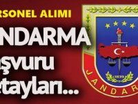 Jandarma Genel Komutanlığı Lise Mezunu 220 Personel Alımı