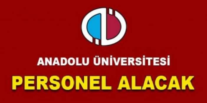 Ankara Universitesi 132 Kamu Personeli Alımı Yapıyor