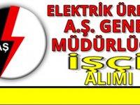 EÜAŞ Elektrik üretim A.Ş Personel alımı