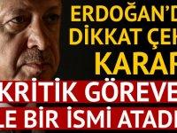 Erdoğan'ın kuzeni İbrahim Er Milli Eğitim Bakanlığı bakan yardımcısı oldu