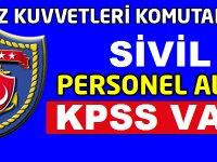 Aksaz Deniz Üs Komutanlığı Kamu Personeli alım ilanı