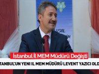 Son Dakika İstanbul İl Milli Eğitim Müdürü değişti