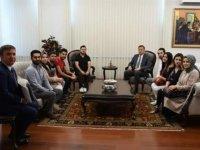 Son dakika! Öğretmen adayları Bakan Ziya Selçuk'la görüştü